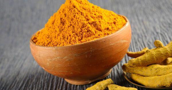 curry benefícios