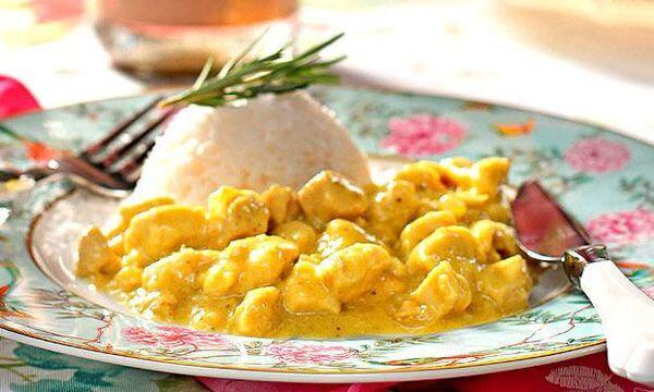 curry pratos