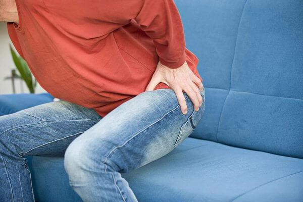 dor no quadril sintomas
