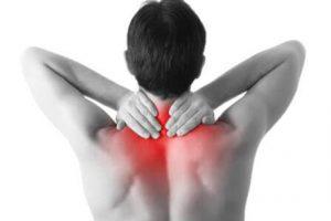 dor no pescoço