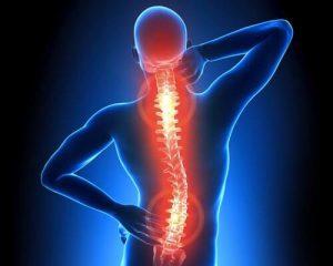 dores nas costas