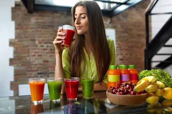 sucos para quem sofre com anemia