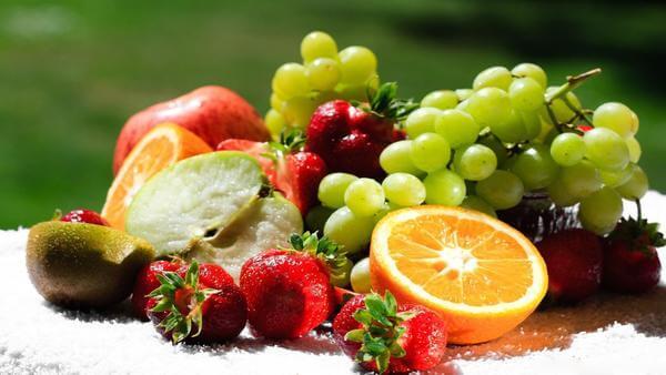 Frutas que contêm carboidratos (1)