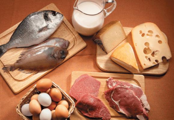 biotina nos alimentos