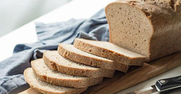 receita de pão low carb