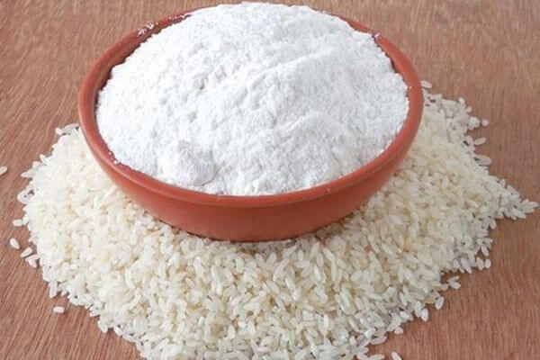 Farinha de arroz