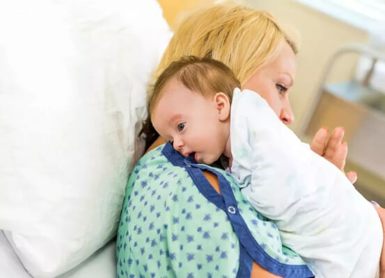 Refluxo bebê