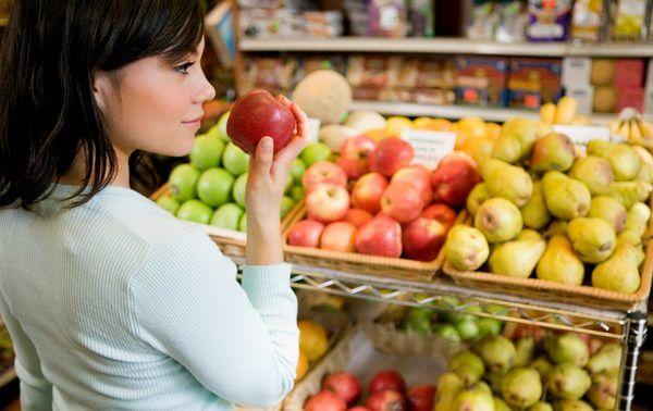 Dicas para comprar frutas e verduras