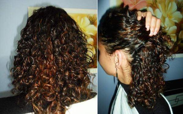 Gel de linhaça cabelo